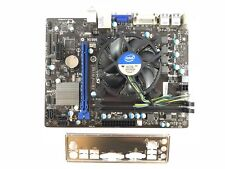 MSI H61M-P31/W8 REV 1.0 SCHEDA MADRE SOCKET LGA 1155, MICRO ATX, DDR3, DVI, H61