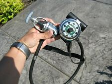 Vintage SCUBA Diving Regulator Waterlung Water Lung Malibu Diver Sportsways