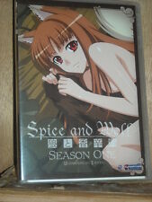 Spice and Wolf: The Complete First Season (DVD, 2010, 2-Disc Set)