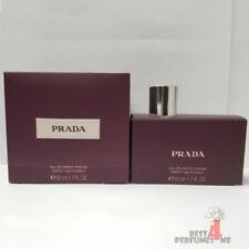 PRADA Intense Refillable Spray 1.7oz Eau de parfum 50 ml EDP Women Rare (Sealed)