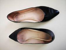 Women's  Flat Jones Bootmaker Shoes Size EU 38 UK 5