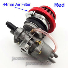 Carburetor Air Filter Stack For 47cc 49cc Mini Moto ATV Dirt Pocket Bike Go Kart