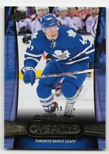 13/14 UPPER DECK OVERTIME GOLD PARALLEL #78 Morgan Rielly #29/99