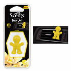 Scents LITTLE JOE Car Gel Clip Vent Air Freshener Freshner Fragrance - VANILLA