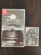 Return of the Obra Dinn - Nintendo Switch - neu & sealed - Limited Run Games