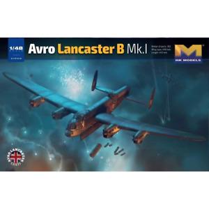 Hong Kong Models 01F005 1/48 Avro Lancaster B Mk.1 Plastic Model Kit Brand New