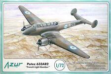 AZUR A085 1/72 Potez 633AB2 French Light Bomber