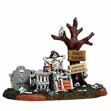 Lemax Spooky Town - Welcome To The Boneyard - NEW