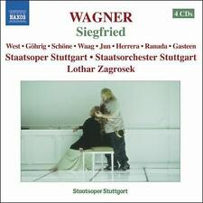 Wagner: Siegfried, New Music