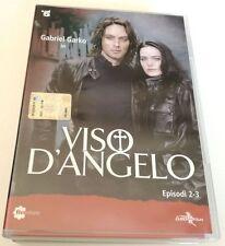 VISO D ANGELO (G.GARKO) EPISODI 2 + 3 SERIE TV DVD ITALIANO SPED GRATIS+ACQUISTI