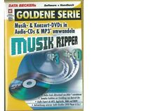 """Data Becker - """"Musik-Ripper"""" Software neu OVP"""