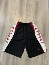 Men's Jordan Dri Fit Black Basketball Shorts Size Large