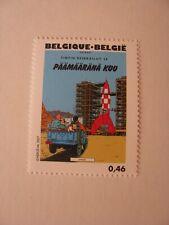 HERGE -Tintin -timbre poste neuf