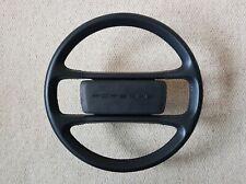 Porsche 928 Steering Wheel - Black (Newly Refurbished)