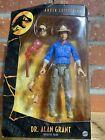 Mattel Jurassic Park Amber Collection Dr. Alan Grant Action Figure