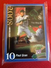 2008 Jamestown Jammers Team Set Giancarlo Stanton Michael Stanton True Rookie