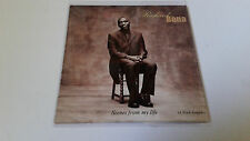 "RICHARD BONA ""SCENES FROM MY LIFE"" CD SINGLE 3 TRACKS CARD SLEEVE"