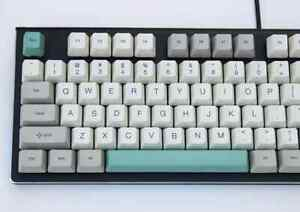 9009 Color Theme OEM Dye-Subbed Keycaps Thick PBT Material