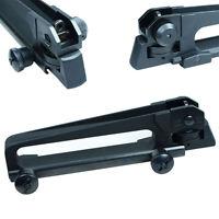 New Weaver Picatinny Rail Flattop QD Quick Release Carry Handle w/ Rear Sight