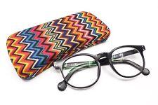 L.A. Eyeworks Lazlo 101M Black Rx Eyeglasses Frames w/Case 5450