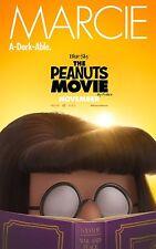 The Peanuts Movie (2015) Movie Poster (24x36) - Charlie Brown, Snoopy, Marcie v9