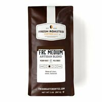 Classic Medium Roast | Whole Bean 2 LB | Fresh Roasted Coffee