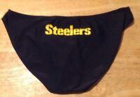 Pittsburgh Steelers Bikini Bottoms Swimsuit G-III NFL Team Apparel NWT