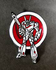 VALKYRIE ROBOTECH MACROSS  ENAMEL PIN   FROM JAPAN VINTAGE MINT