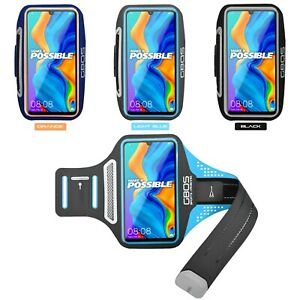 GBOS® New LightWeight Sport Armband Running Jogging For Huawei P Smart S