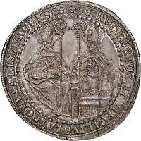 Salzburg 1/2 Thaler 1705 | NGC MS66 Ex. VIRGIL BRAND (1862-1926)
