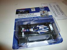 FORMULA 1 Williams FW19 Jacques Villeneuve 1997 #3 SCALA 1/43 Special Collection