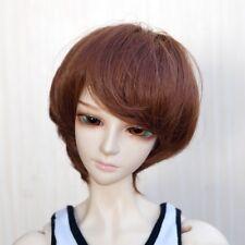 "Short Wig Bingle BOB Hair For 1/3 24"" 60CM BJD SD AOD AS DOD Doll Male"
