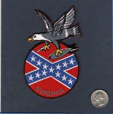 149th TFS F-105 THUNDERCHIEF A-7 CORSAIR Virginia ANG USAF Squadron Patch