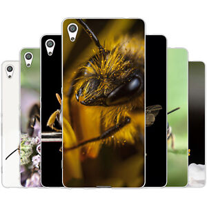 Dessana Heart For Bees Silicone Protective Case Pouch Cover For sony