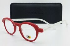 NEW Eyebobs Readers Cabaret 2296 01 (1.50 Strength) Red White AUTHENTIC Round