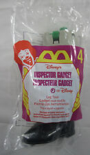 McDonald's Disney's Inspector Gadget HM - #4 Leg Toy - New in Sealed Bag 1999