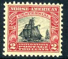 USA 1925 2c Norse American Scott # 620 MNH V97