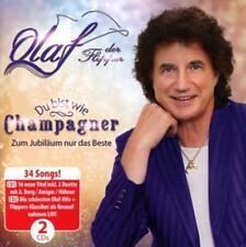 Sei come champagne-per Giubileo solo il meglio, Olaf i flipper (2016), 2 CD