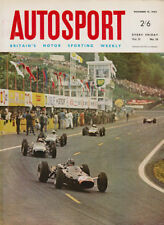 Autosport Dec 10th 1965 * Macao & Angola & Rand GRAND PRIX & Bahamas vitesse semaine *