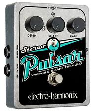 EHX Electro Harmonix Stereo Pulsar, Brand New In Box ! Free Shipping