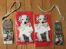 Disney 101 Dalmatians Gift Cards and Commemorative Tickets & Shoe Laces