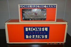 LIONEL 6-18300 Mint Car Series Pennsylvania PRR GG-1 + 6-19702 Matching Caboose