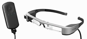 EPSON MOVERIO BT-300 Smart Glass OLED Panel High Definition Model Brand New