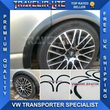 VW T5 T5.1 Wheel Arch Trims ABS Plastic SWB 2003 - 2016 Transporter