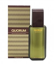 ANTONIO PUIG QUORUM EAU DE TOILETTE 100ML SPRAY - MEN'S FOR HIM. NEW