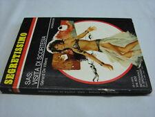 (De Villiers) SAS Visita di scortesia 1975 Mondadori Segretissimo 582