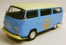 1969 '69 VOLKSWAGEN VW TYPE 2 BUS VAN LOOSE FROM CAMPING SET GREENLIGHT DIECAST