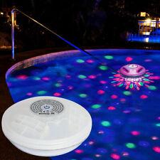 Bestway LED Poolbeleuchtung schwimmende Unterwasserbeleuchtung Pool Licht Lampe