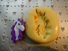 Unicorn Head Silicone Mold-for polymer clay, resin, wax, candy, fondant