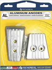 Aluminio ánodo Kit Volvo Penta sx-a dps-a popa unidades-Sal Y Agua Dulce Uso
